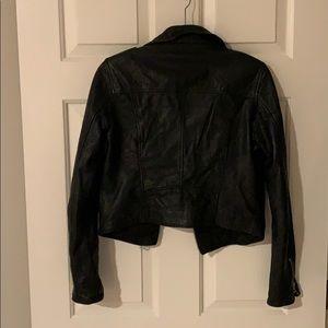 Bershka Jackets & Coats - Bershka Leather Jacket